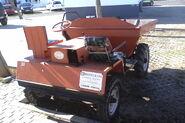A 1980s VIMA Sitedumper Diesel