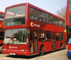 Carousel Buses 411 T411 SMV