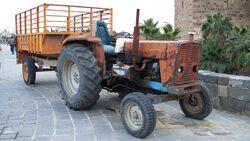 EBRO 470 tractor in Syria