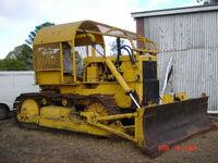 IH BTD-20 bulldozer 2