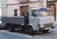 1970s EBRO D350 Cargolorry