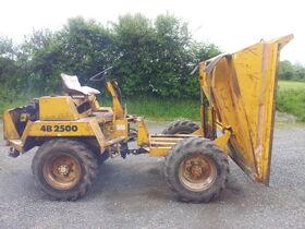 1980s Winget 4B2500 Sitedumper Diesel