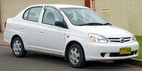 2002-2005 Toyota Echo (NCP12R) sedan 01