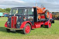 A 1950s GUY Vixen Lorry Diesel
