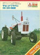 DB 885 brochure (Mitsubishi)