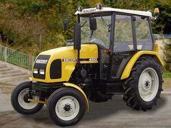 Escort (Pol-mot) 450 Industrial-2005