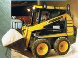 Fermec 524 skid steer