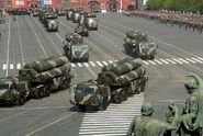 S-400 SAMS during the May parade 2010