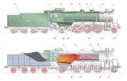 Steam locomotive scheme new