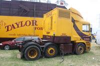 Taylors Fun fair - ERF EC12 - L311 MWY at scortonIMG 5109