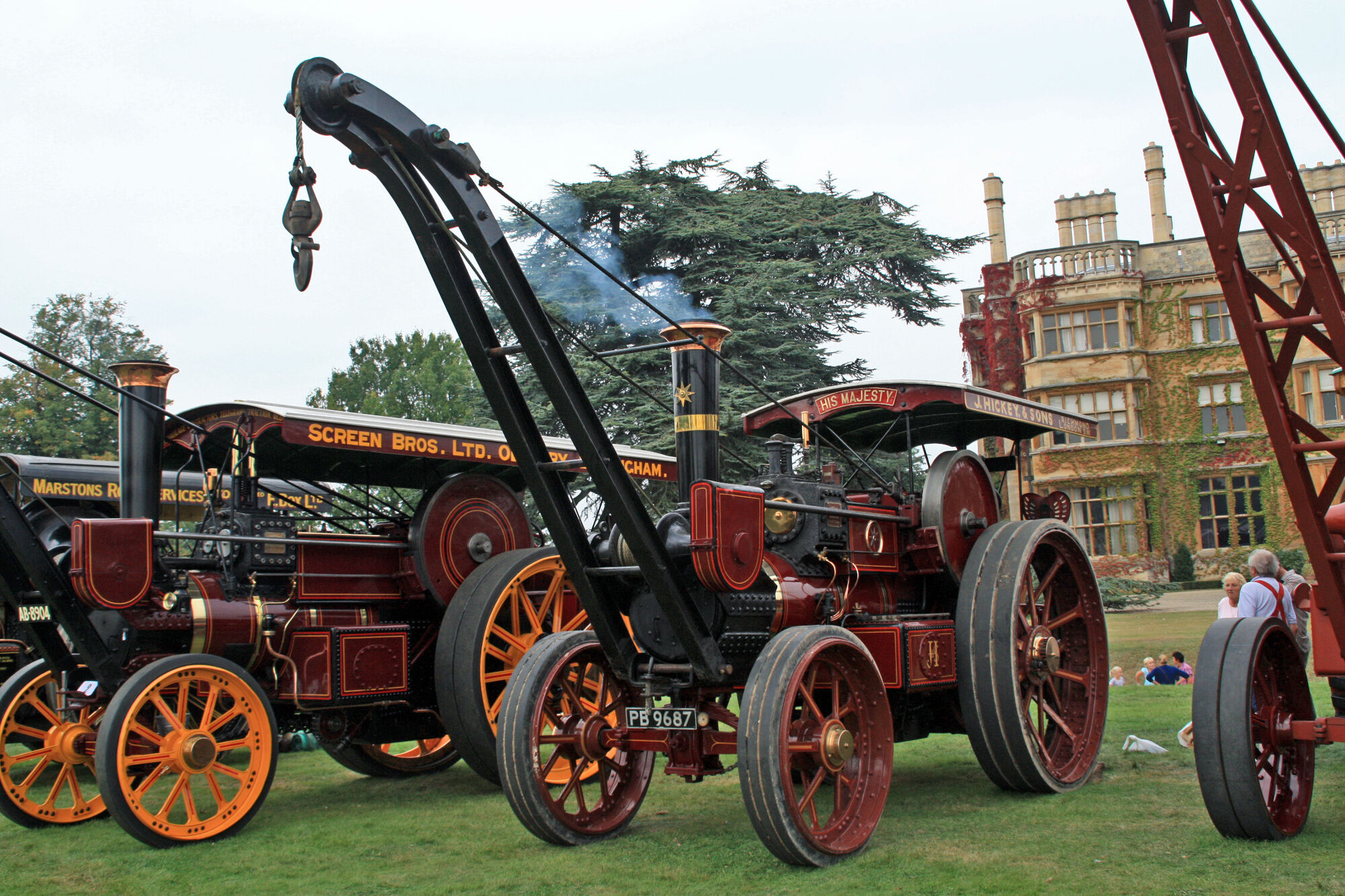 Crane engine tractor construction plant wiki fandom powered by wikia - Porter international wiki ...