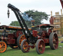 Crane engine