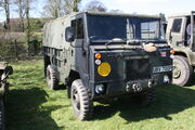 Forward Control Land-Rover UVB 700P at Kirkby Stephen CCV 2014 - IMG 5475