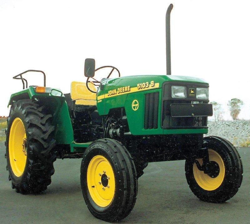 L&T-John Deere 5103 S | Tractor & Construction Plant Wiki | FANDOM