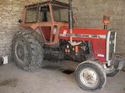 MF 1195 L - 1988