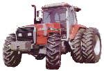 MF B5120 MFWD - 1997 2