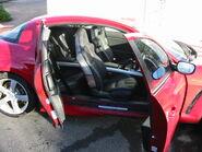 Mazda rx-8 side both doors open