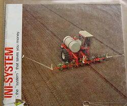 New Idea Uni-System planter brochure