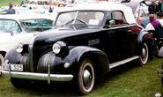 Pontiac De Luxe Convertible Coupe 1939