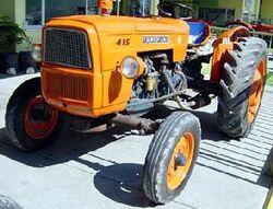 Turk Fiat 415 - 1967
