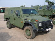 Light Armoured Patrol Vehicle ENOK