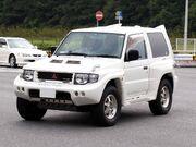 Mitsubishi pajero-evolution I