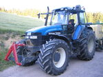 New Holland TM 165 6055