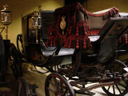 Royal Carriage; collection of Leopold II