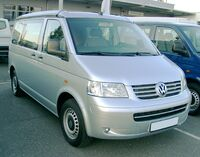 VW T5 California front 20071215