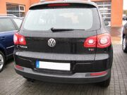 VW Tiguan rear