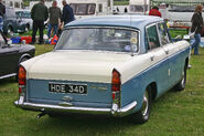 Wolseley 16-60 rear