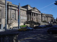 World Museum Liverpool and Liverpool Central Library 161009
