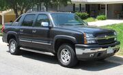 2003-06 Chevrolet Avalanche WBH