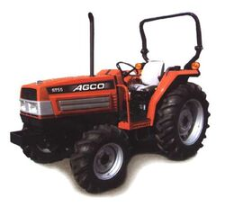 AGCO ST55 MFWD - 2003