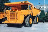 A 1970s Aveling Barford RD050 Dumptruck Diesel