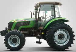 Detank RS1254 MFWD - 2014