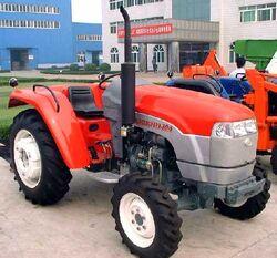 EuroLeopard 304 MFWD (red) - 2002