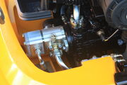 Hydraulic pumps - JCB - IMG 4549