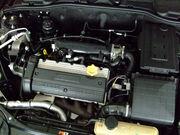 MG 7 black 2008 engine