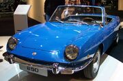 Seat 850 Spider vl blue TCE