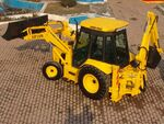 Snowpars SP 100 backhoe - 2011