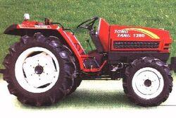 Tong Yang T280 MFWD - 2000