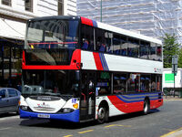 Travel West Midlands 4697