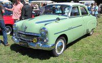 Vauxhall Velox first registered UK 1992 built UK 1956 ca 2300 cc
