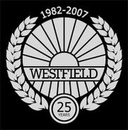 Westfield 25 logo small