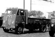 A 1950s Proctor Lorry Diesel 7 Ton