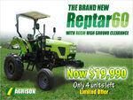 Agrison Reptar 60 High Crop (BOMR) - 2013