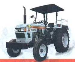 Eicher 5660 (white)