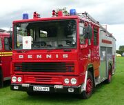 Hertfordshire Fire and Rescue Service A253 HPE