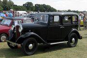 Hillman Minx 1124cc first reg December 1932